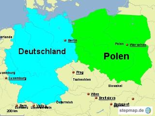 Polen und Deutschland